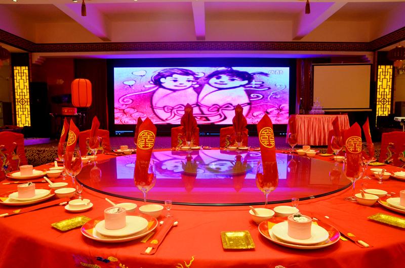 龙泉海鲜酒楼婚宴
