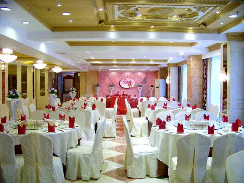 豪威麒麟大酒店婚宴